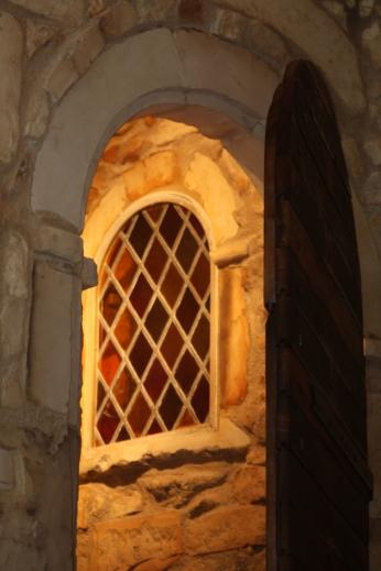 Porte cintrée